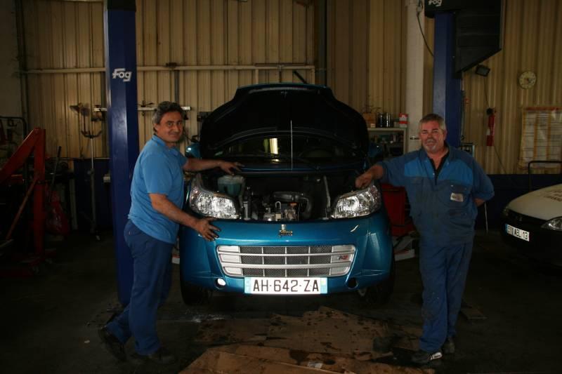 Vidange voiture toute marque a aix en provence entretien for Vidange voiture garage