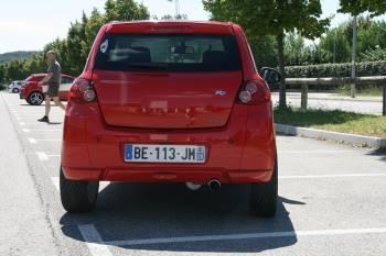 Voiture sans permis aloes rs rouge aix en provence - Garage voiture occasion aix en provence ...
